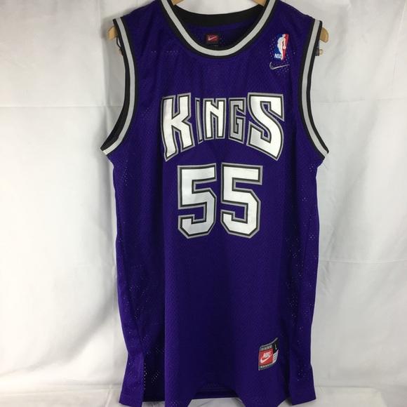 382951de8 Sacramento Kings 55 Jason Williams Nike NBA Jersey
